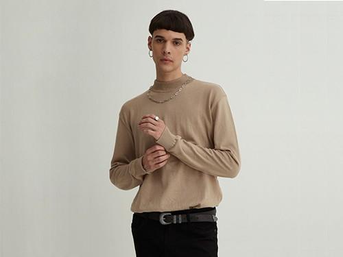 Sweater Polera Reed de hombre
