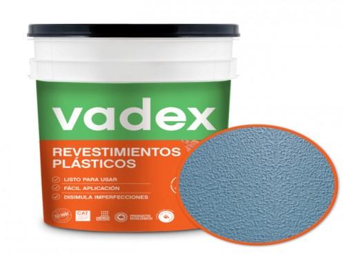 Revoque Plástico Fino Vadex 25 kg CONSULTAR COLORES