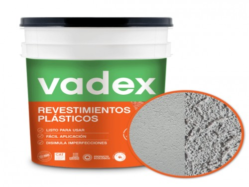 Revestimiento Romanica Fino o Medio Vadex 25 kg CONSULTAR COLORES
