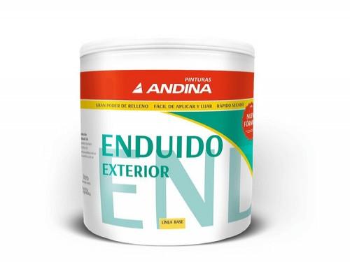Enduido Exterior 20 lts Andina