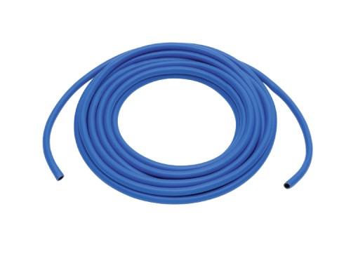 Manguera de PVC Azul reforzada de 9 MM para Linea de Aire (50 Metros)