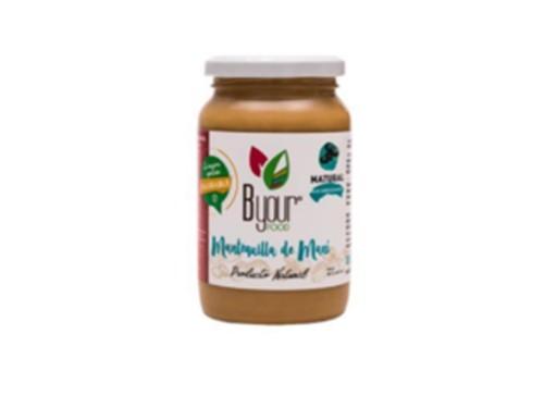 Crema De Maní Natural Sin Endulzante - Byourfood - 400 Gr.