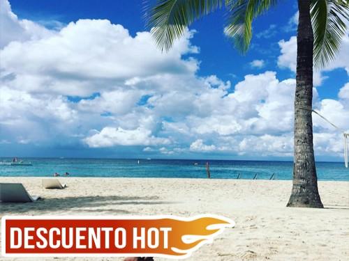 Paquete a Cancún o Playa del Carmen en oferta