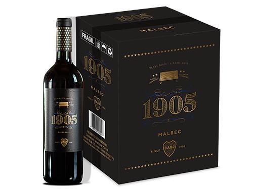 VINO OFICIAL DE BOCA - BLEND 1905