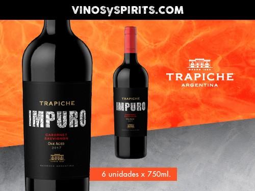 Trapiche Impuro Cabernet Sauvignon 750ml. - Trapiche
