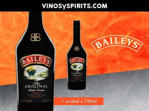 Licor Baileys Original 750 ml.