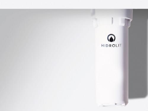 Purificador de Agua Bajo Mesada con Grifería Cisne Hidrolit