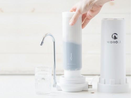 Filtro de Agua Elimina Arsénico, Cloro, Metales Certificado ANMAT