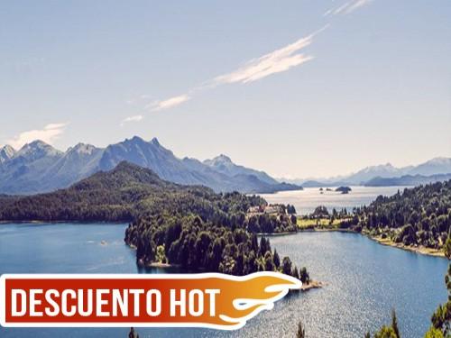 Paquete en Oferta: Combinado Bariloche & Villa la Angostura
