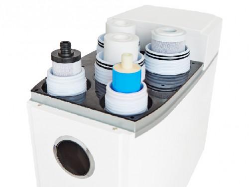 Planta purificadora de Agua Mineral 6 Filtros - Hidrolit