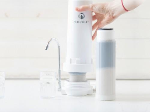 Filtro de Agua certificado ANMAT. Elimina Arsénico, Metales, Cloro