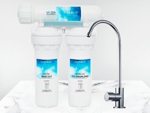 Purificador Agua de Pozo Elimina Virus, Arsénico, Metales, Cloro