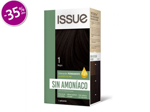 Coloración Issue Sin Amoniaco 1 Negro
