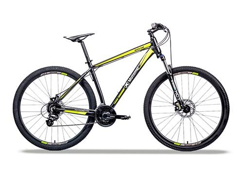 Bicicleta Maxam 390 S Negro Verde Motomel