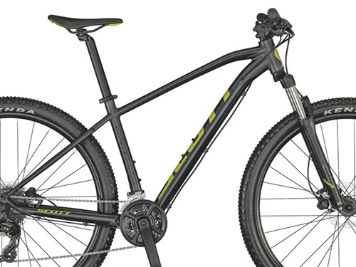 Bicicleta Aspect 960 M Gris Oscuro 2021 Scott