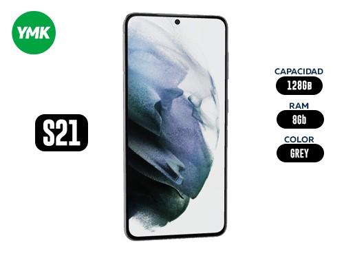 CELULAR SAMSUNG S21  5G 128/8GB GREY