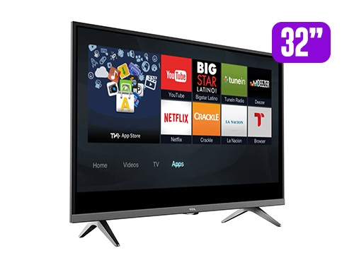 """TV TCL 32"""" SMART L32S6500 ANDROID TV"""