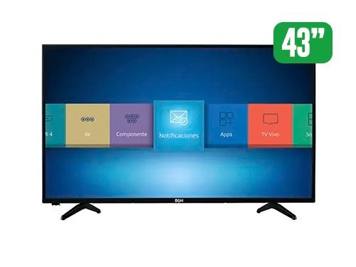 """TV BGH 43"""" SMART FHD B4318FH5"""