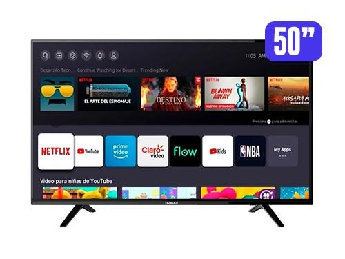 """TV NOBLEX 50"""" SMART 4K UHD DK50X6500"""