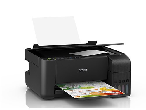 Impresora Epson Multifuncion L3150 Sistema Continuo Wifi