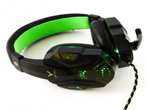 Combo Gamer Wesdar 4 en 1 Mouse Teclado Pad Auriculares Pc