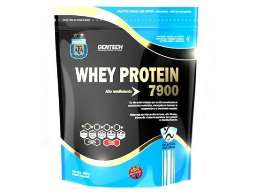 3 Whey Protein 7900 Gentech 1Kg