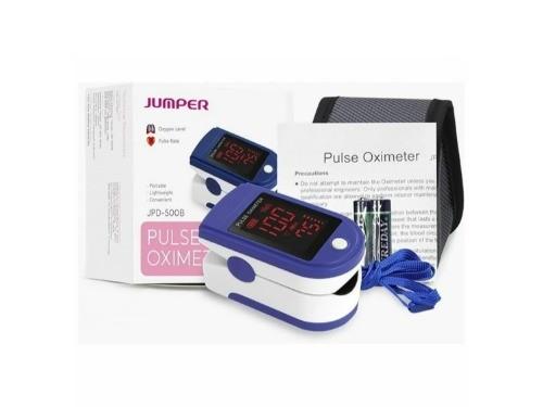 Oxímetro de Pulso 500 Jumper Medical
