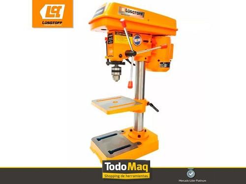 Taladro De Banco 13mm + Sensitiva 355mm Cm-14k Lusqtoff
