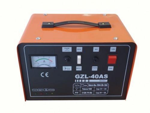 Cargador de Bateria para Auto Moto 40 Amp 12v 24v Kushiro