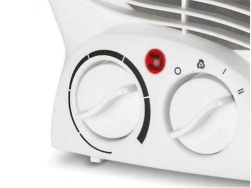Caloventor Electrico con 2 Velocidades Frio/Calor 2000W Ken Brown