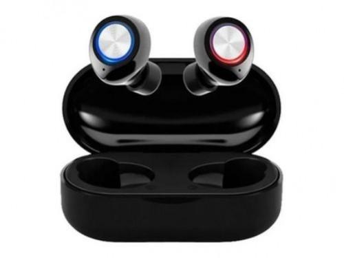 Auriculares Inalámbricos con Bluetooth 5.0 Etheos Negros