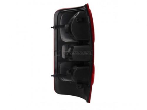 Faro trasero optica Chevrolet S10 2012 a 2020 sin LED Marca Fitam
