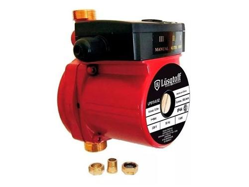 Bomba Presurizadora Elevadora Aumenta Presión Agua Calefon