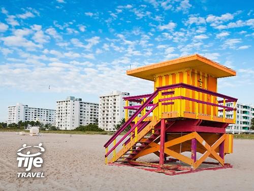 Vuelo FLEX a Miami. Pagá en cuotas Incluye Imp. PAIS y AFIP