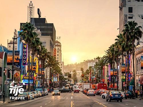 Vuelo FLEX Los Ángeles. Pagá en cuotas Incluye Imp. PAIS y AFIP