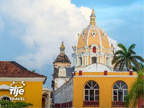 Vuelo FLEX a Cartagena. Pagá en cuotas Incluye Imp. PAIS y AFIP