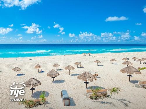 Vuelo FLEX a Cancún. Pagá en cuotas Incluye Imp. PAIS y AFIP
