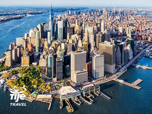 Vuelo FLEX a NYC Pagá en cuotas Incluye Imp. PAIS y AFIP