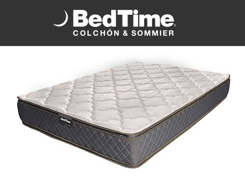 Colchon Exotic King 200x200 Bedtime