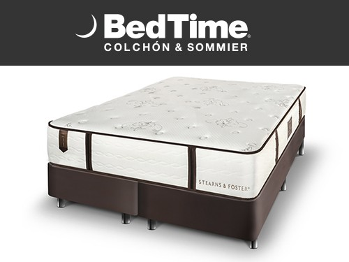 Sommier y Colchon Mystic Queen 180x200 Stearns & Foster