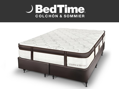 Sommier y Colchon Blossom King 160x200 Stearns & Foster