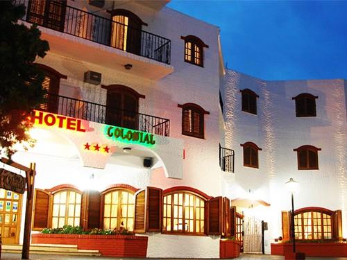 Hotel San Bernardo + 2 px + desayuno hasta Noviembre