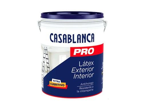 Casablanca Pro 20 Litros Látex Exterior/Interior