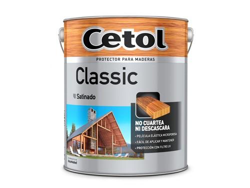 Cetol Classic Satinado Colores 4 Litros