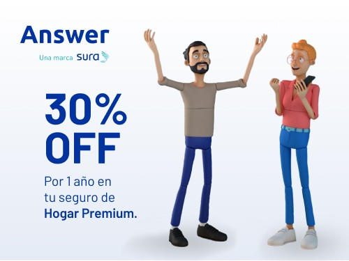 Seguro de Hogar Premium Contratando Online