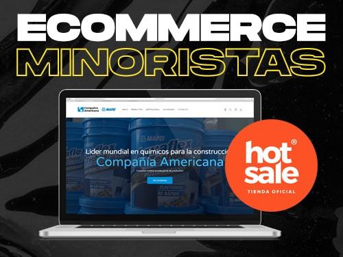 Ecommerce Minorista sin comisiones x venta con medios de pago y envíos