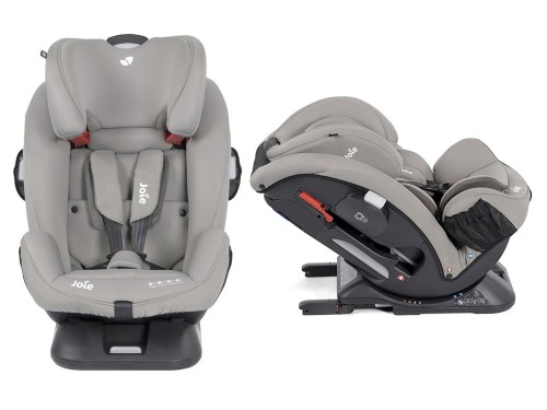 Silla Infantil Para Auto Joie Every Stage Fx Gray Flannel