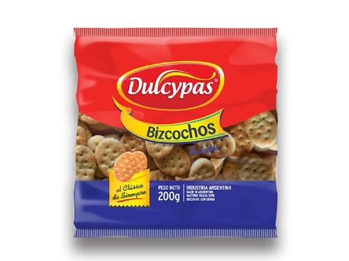 Dulcypas Bizcochos Salados