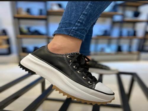 Zapatillas de ECO PU con base moda