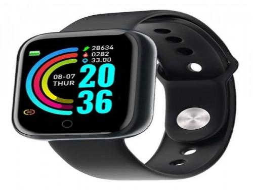 Smartwatch DT20 Cardio Deportes Compatible con Android IOS